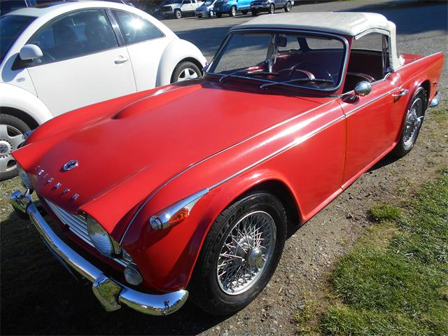Picture of '66 TR4 - OPNN
