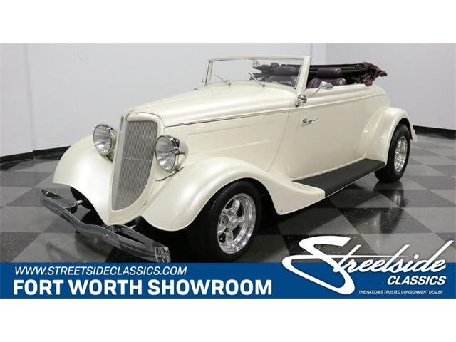 Picture of '34 Ford Cabriolet - $49,995.00 Offered by  - OPNT