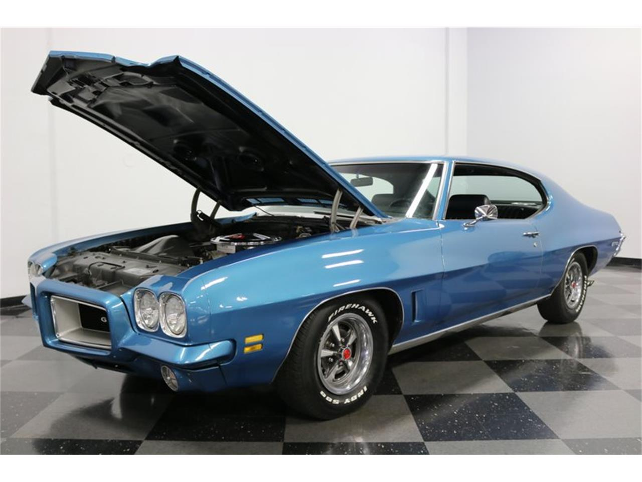Large Picture of '72 GTO - OPNU