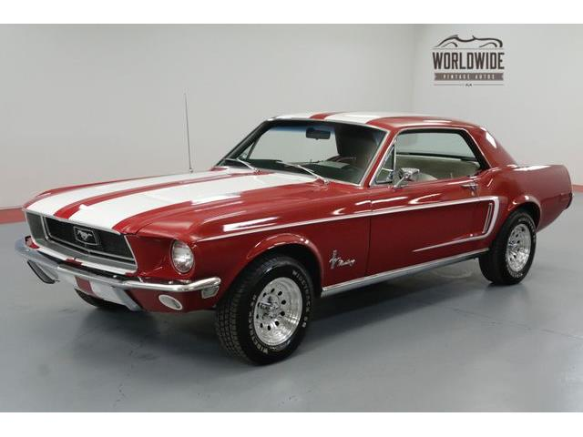 Picture of '68 Mustang - OPOC