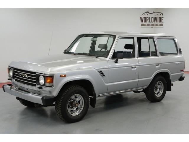 Picture of '85 Toyota Land Cruiser FJ - $13,900.00 - OPOE