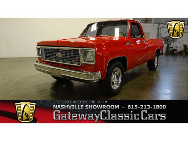 Picture of '74 C10 - OPOM