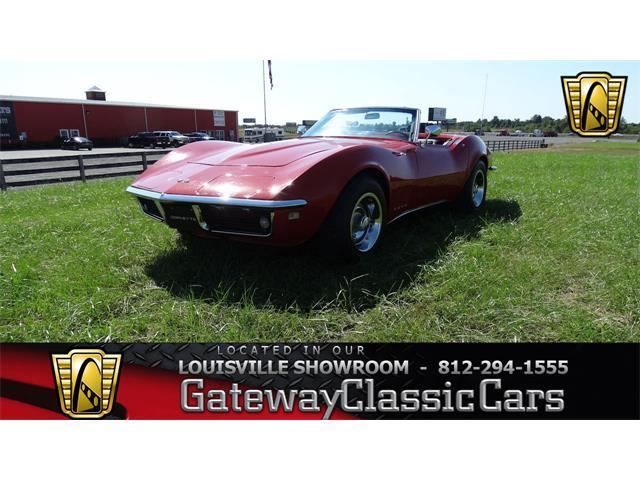 Picture of '68 Corvette - OPOT