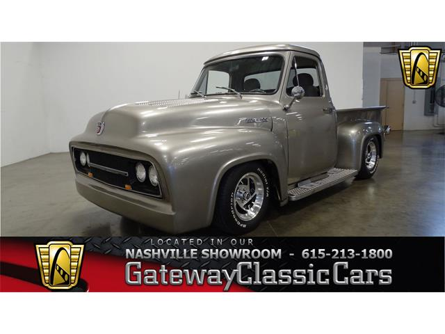 Picture of '54 F100 - OPOU