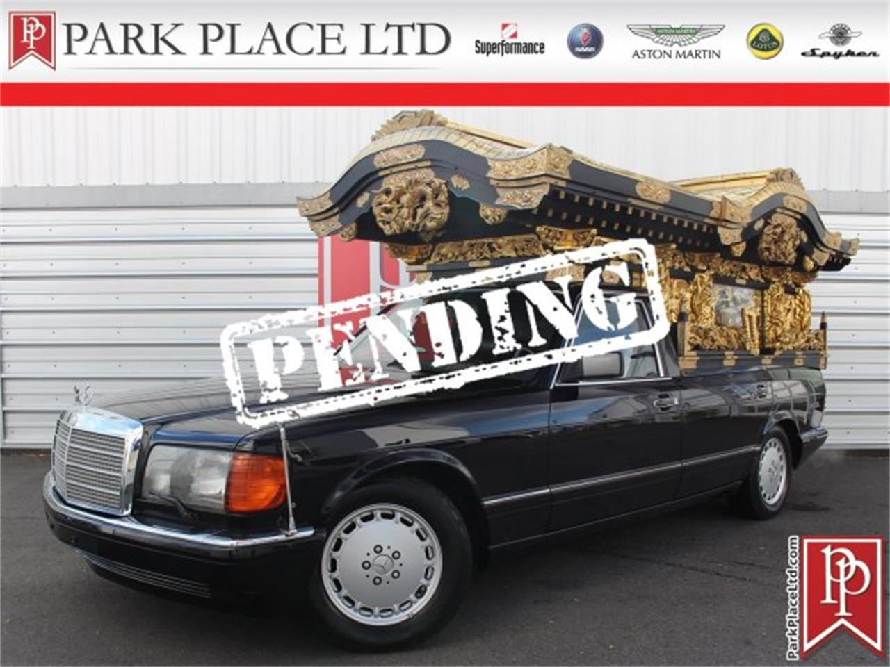 Large Picture Of 90 Mercedes Benz 560sel Oppe