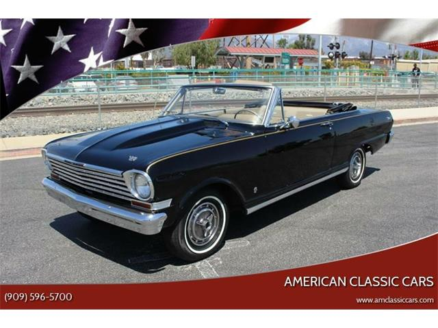 Picture of 1963 Chevrolet Nova II located in California Offered by  - OPPJ