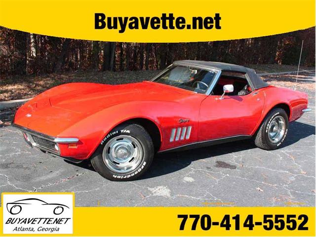 Picture of '69 Corvette - OPPK