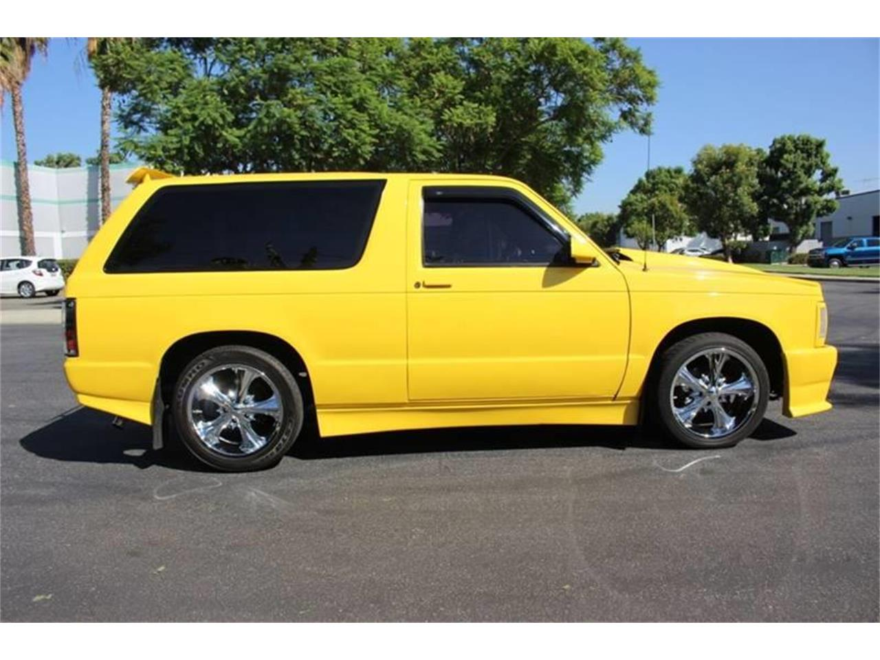 Large Picture of '83 Chevrolet Blazer Offered by American Classic Cars - OPPP
