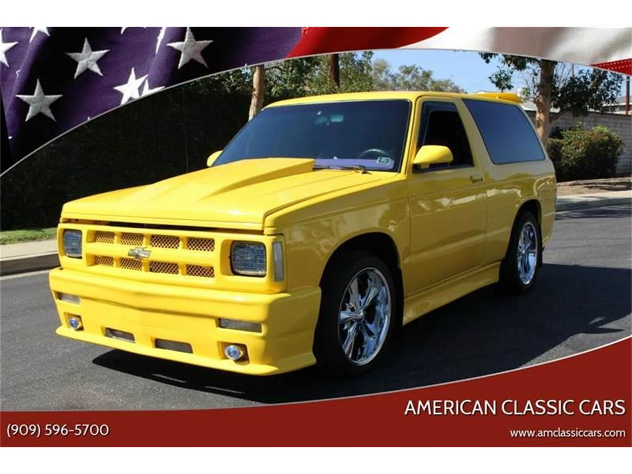 Large Picture of '83 Chevrolet Blazer - $24,900.00 Offered by American Classic Cars - OPPP
