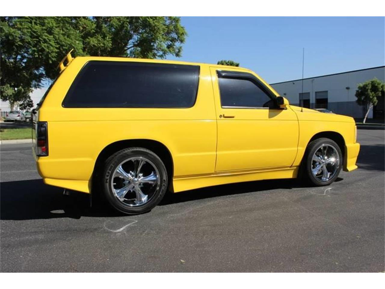 Large Picture of 1983 Chevrolet Blazer - $24,900.00 Offered by American Classic Cars - OPPP