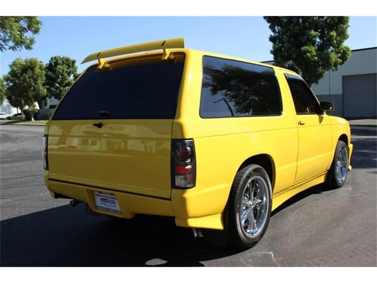 Large Picture of 1983 Blazer Offered by American Classic Cars - OPPP