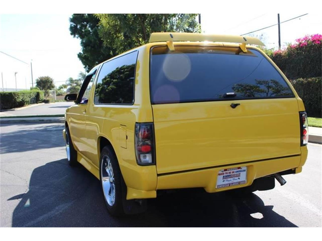 Large Picture of 1983 Chevrolet Blazer located in La Verne California - $24,900.00 Offered by American Classic Cars - OPPP
