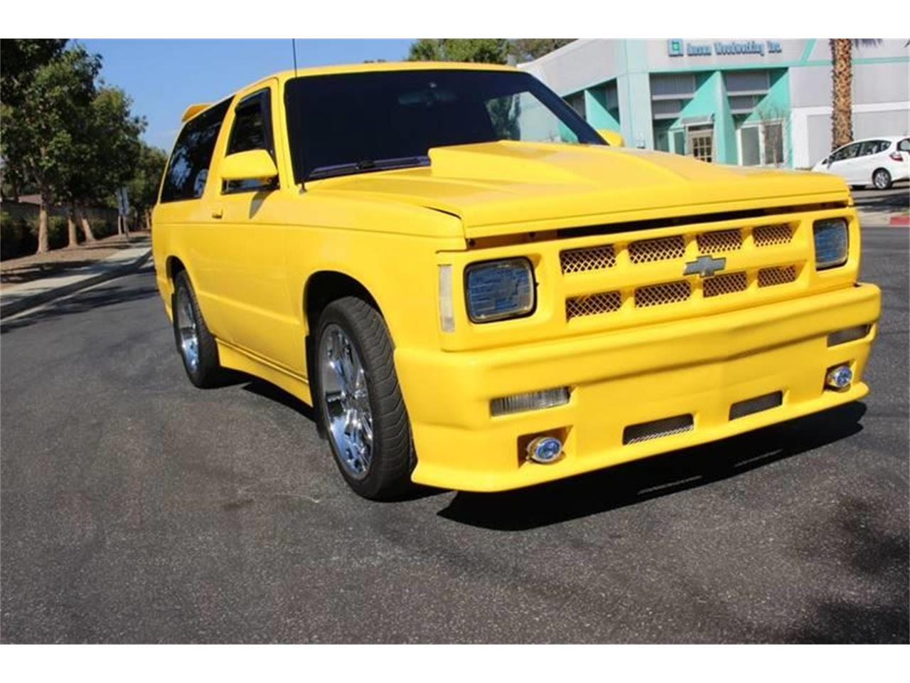 Large Picture of 1983 Blazer located in California Offered by American Classic Cars - OPPP