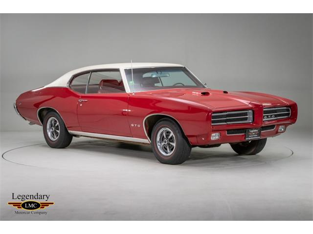 Picture of '69 Pontiac GTO (The Judge) located in Halton Hills Ontario - $44,900.00 - OPPS