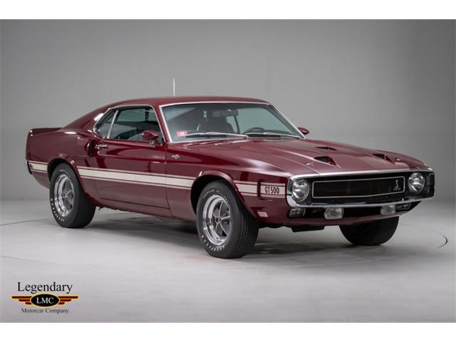 Picture of '69 GT500 - OPPT