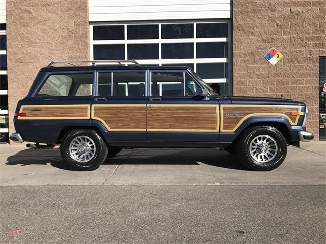 Picture of '90 Grand Wagoneer - OPQ1