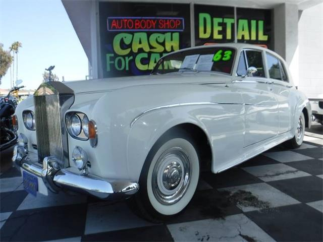 Picture of '63 Silver Cloud III - OPQ9