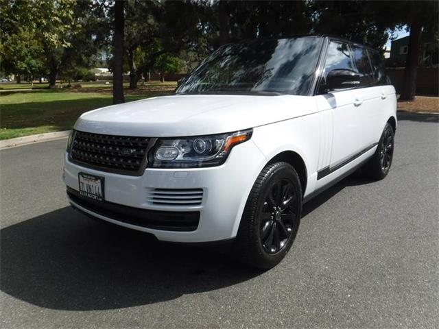 Picture of 2015 Range Rover located in Thousand Oaks California - $59,995.00 - OPQG