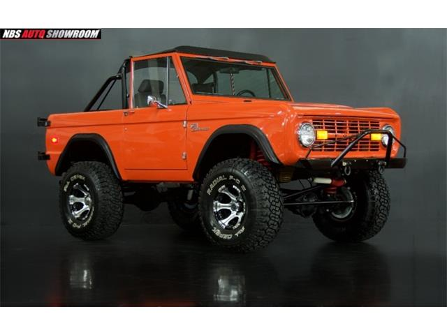 Picture of '74 Bronco - OPR4