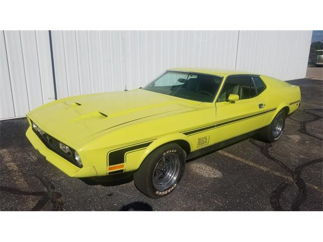 Picture of '72 Mustang - OPRG