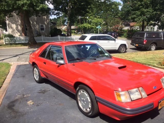 Picture of '85 Mustang SVO - OPRZ