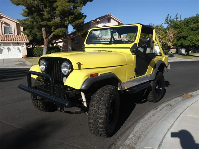 Picture of '76 CJ5 - OPSK