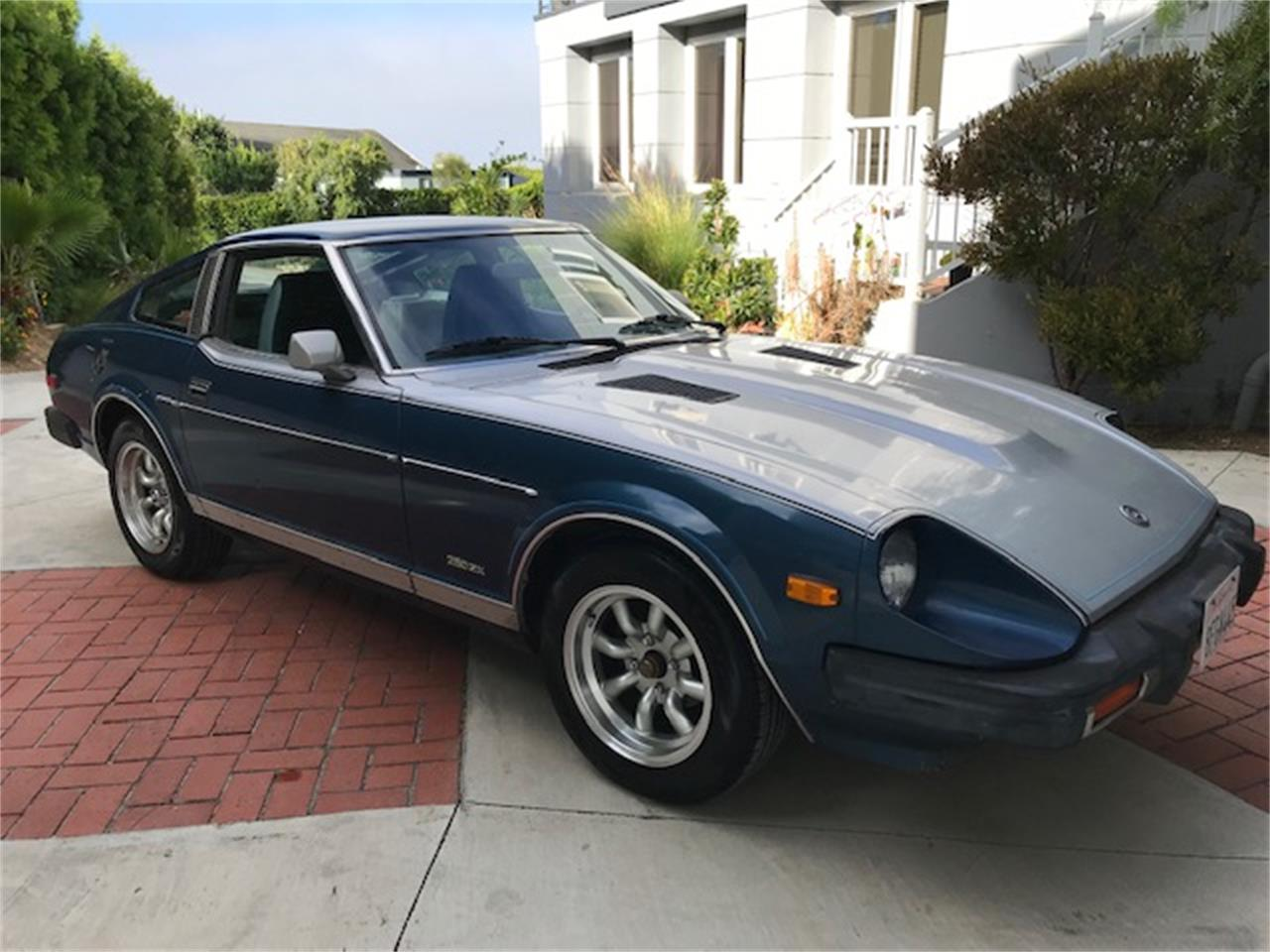Large Picture of '79 280ZX located in Laguna Beach California Offered by a Private Seller - OPSM