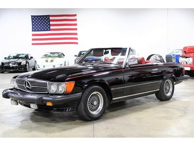 Picture of '76 450SL - OPSX