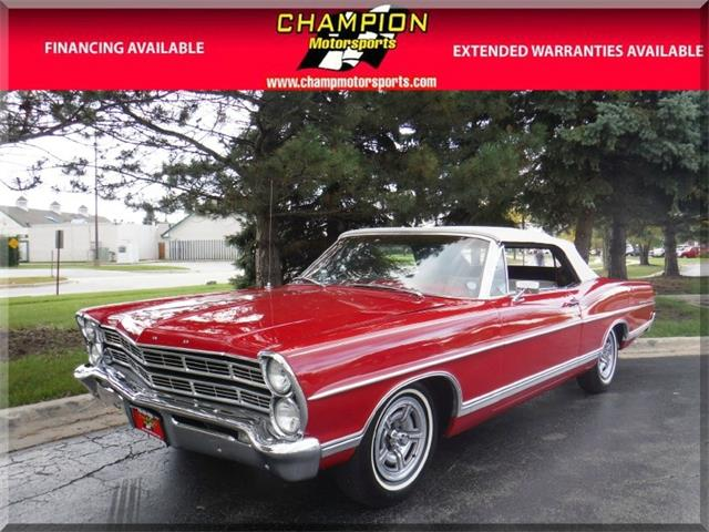 Picture of '67 Galaxie 500 - OPTR