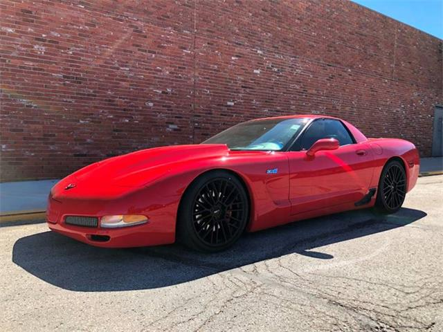 Picture of '04 Corvette - OPTV