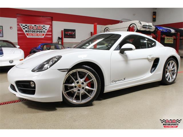 Picture of '16 Cayman - OPTZ