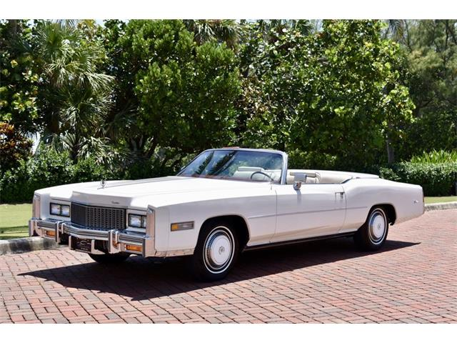 Picture of '76 Cadillac Eldorado Auction Vehicle Offered by  - OPUD