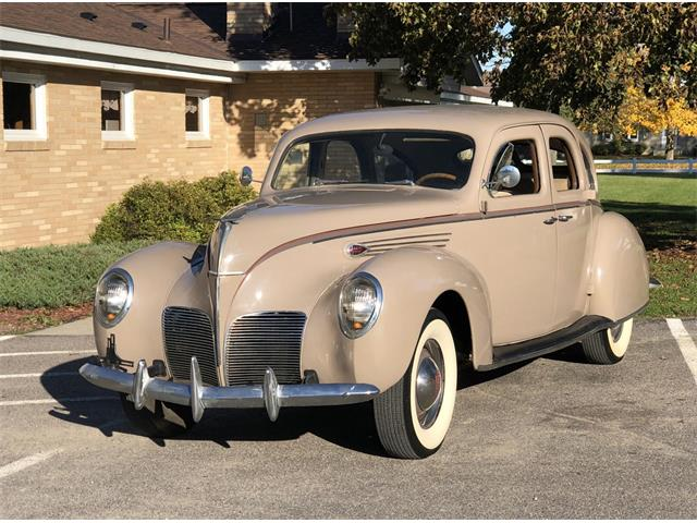 Picture of '37 Lincoln Zephyr - OPUM