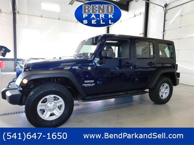 Picture of 2013 Jeep Wrangler - $27,995.00 - OPUS