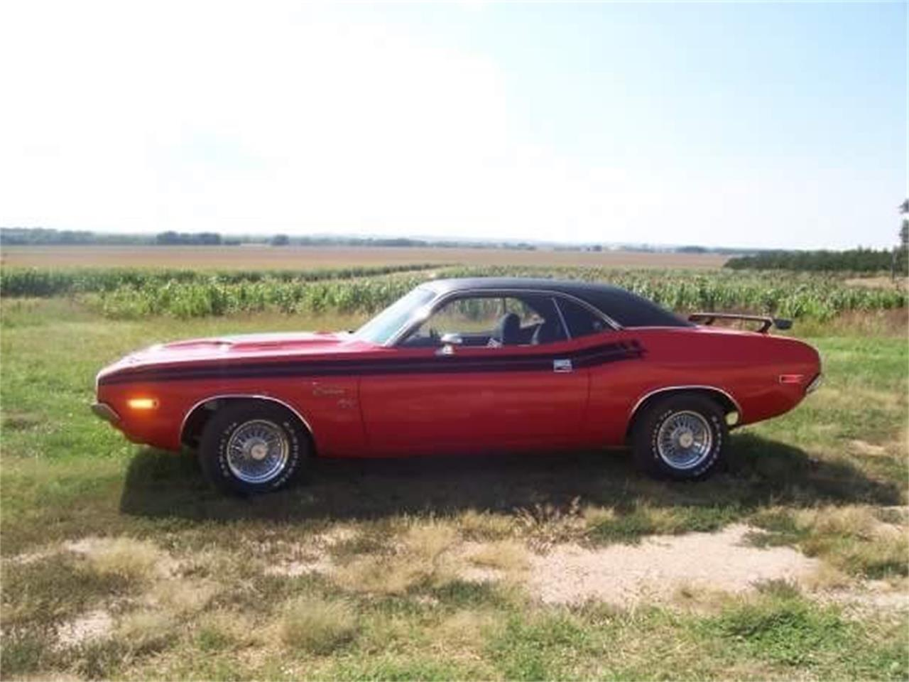Large Picture of '70 Challenger R/T - OPV8