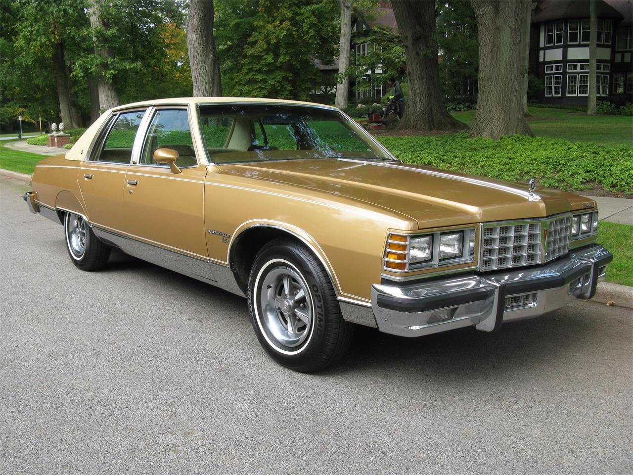 1977 Pontiac Bonneville For Sale Classiccars Com Cc