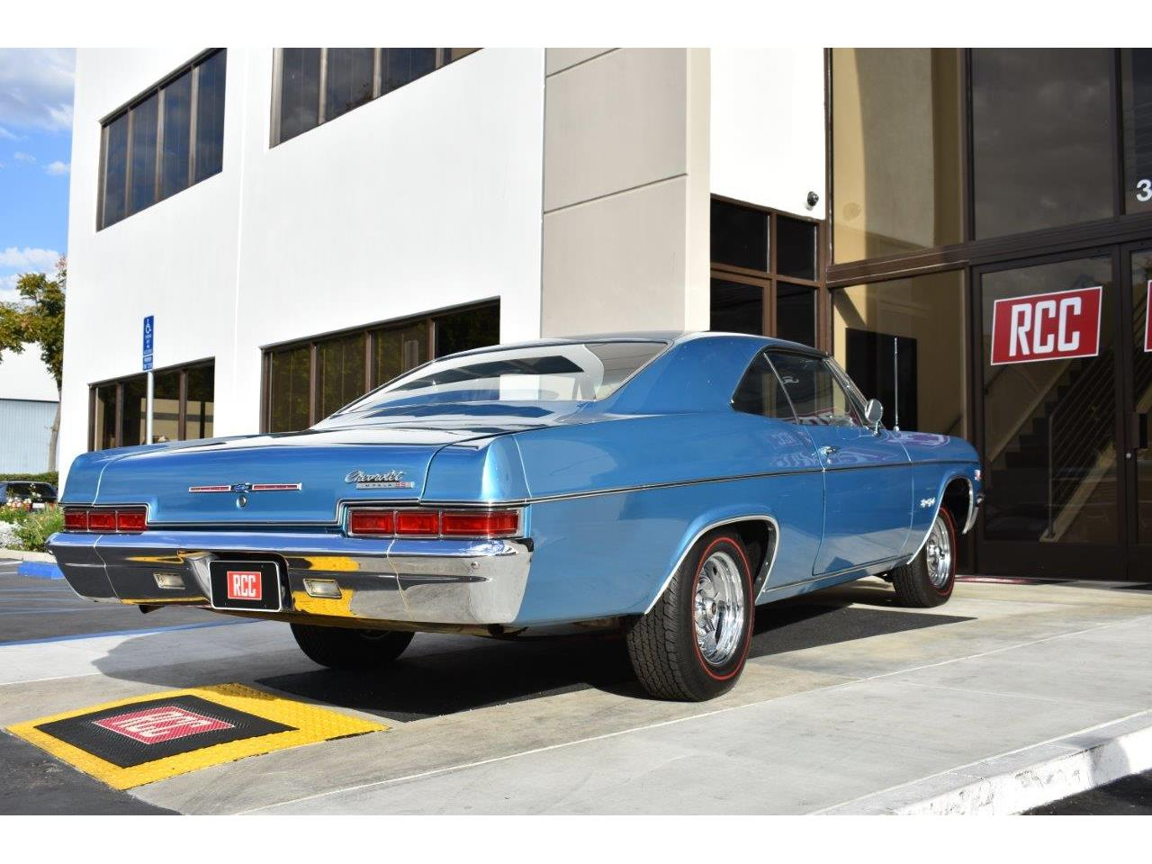 Large Picture of '66 Impala SS427 - OPVF