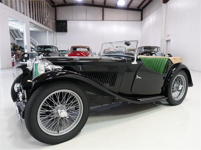 Picture of 1949 MG TC located in Missouri - $49,900.00 Offered by  - OPVH