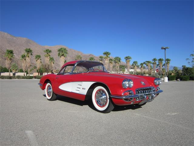 Picture of 1959 Chevrolet Corvette located in California Auction Vehicle - OPVM