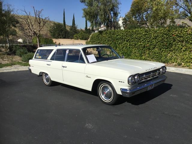 Picture of '65 CROSS COUNTRY WAGON - OPVT