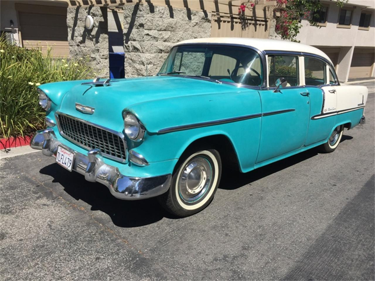 Large Picture of '55 Bel Air - OPW5