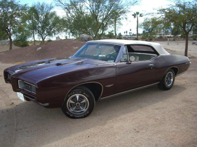 Picture of 1968 Pontiac GTO Auction Vehicle Offered by  - OPWC