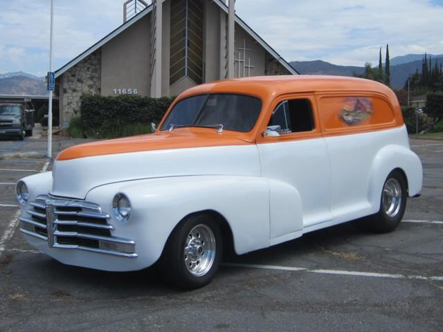 Picture of '48 Sedan Delivery - OPWF