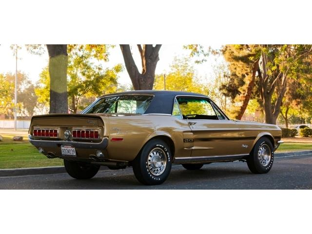 1968 Ford MUSTANG CA SPECIAL