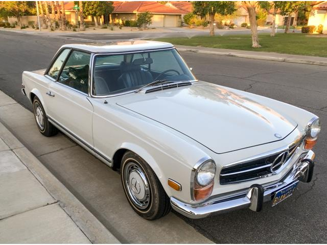 Picture of Classic '70 280SL Auction Vehicle - OPWL