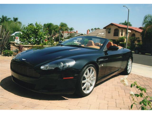 Picture of '05 DB9 - OPWZ