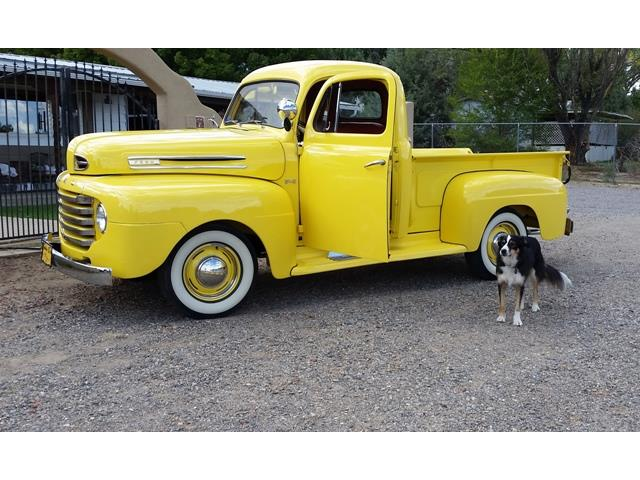 1950 Ford Pickup