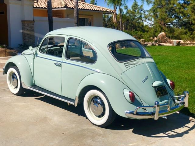 Picture of Classic '66 Volkswagen Beetle located in California Auction Vehicle Offered by  - OPX9