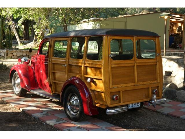 Picture of '52 PILOT WOODY - OPXB