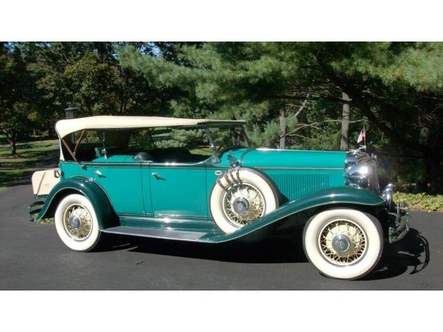 Picture of Classic '31 Chrysler CD DC PHAETON located in Palm Springs California Offered by  - OPXM